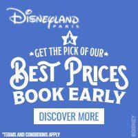 Disneyland Paris best offer guaranteed