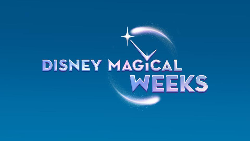 Disney Magical Weeks