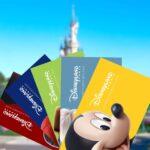 Disneyland Paris Ticket Books