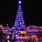christmas new years eve Disneyland Paris