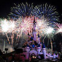Disneyland Paris new years eve party