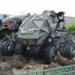 armageddon armadillo rover