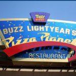 Buzz Lightyears Pizza Planet