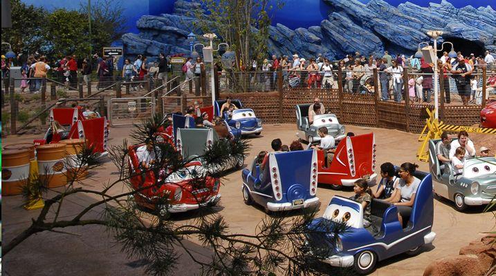 Cars Race Rally Disneyland Paris Tips Advice Planning Hotel