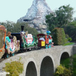 Casey Jr Circus Train