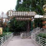 Discoveryland Railroad Station