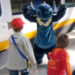 Disney Express Luggage Service