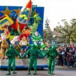 Parades & Shows DLP