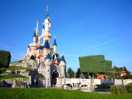 Weather at Disneyland Paris