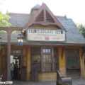 Frontierland Railroad Station