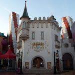 King Ludwigs Castle Menu