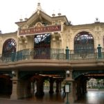 Main Street Railroad Station