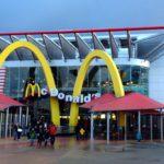 McDonalds Disneyland Paris  Menu