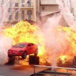 Motors Action! Stunt show