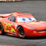Motors Action! Stunt show Lightning McQueen