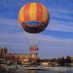 PanoraMagique hot air balloon dlp