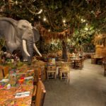 Rainforest Cafe Disneyland Paris