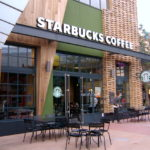 Starbucks Disneyland Paris