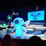 Stitch Live! show disneyland paris