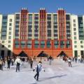 hotel new york dlp ice rink